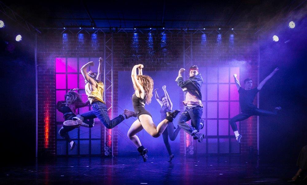 flashdance the musical � palkettostage
